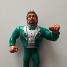 Figuras y Muñecos Pressing Catch: TED DIBIASE 2 WWF PRESSING CATCH HASBRO WWE. Lote 207272065