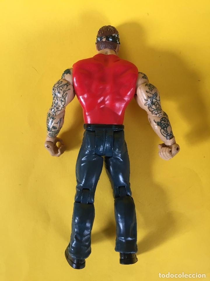 Figuras y Muñecos Pressing Catch: FIGURAS LUCHA LIBRE WWE 06 _LEY732 - Foto 2 - 161290374