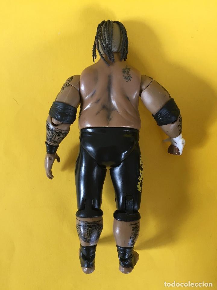 Figuras y Muñecos Pressing Catch: FIGURAS LUCHA LIBRE WWE 07 _LEY733 - Foto 2 - 161290466