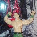 Figuras y Muñecos Pressing Catch: MUÑECO FIGURA PRESSING CATCH WWE,PACÍFIC JAKKS. Lote 161307726