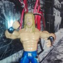 Figuras y Muñecos Pressing Catch: MUÑECO FIGURA PRESSING CATCH WWE,PACÍFIC JAKKS. Lote 161307742