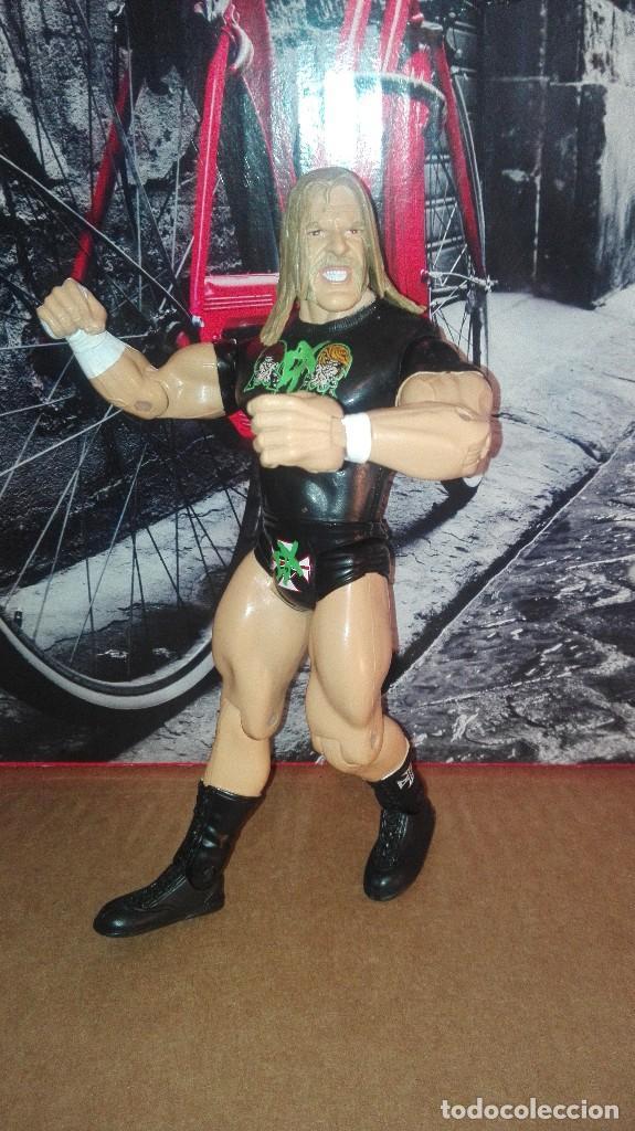 MUÑECO FIGURA PRESSING CATCH WWE,PACÍFIC JAKKS (Juguetes - Figuras de Acción - Pressing Catch)