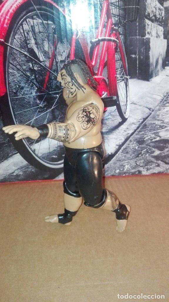 Figuras y Muñecos Pressing Catch: Muñeco figura Pressing Catch WWE,Pacífic Jakks - Foto 3 - 161307782