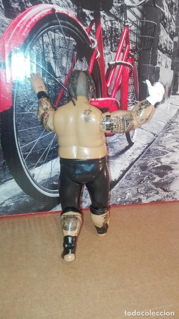 Figuras y Muñecos Pressing Catch: Muñeco figura Pressing Catch WWE,Pacífic Jakks - Foto 5 - 161307782