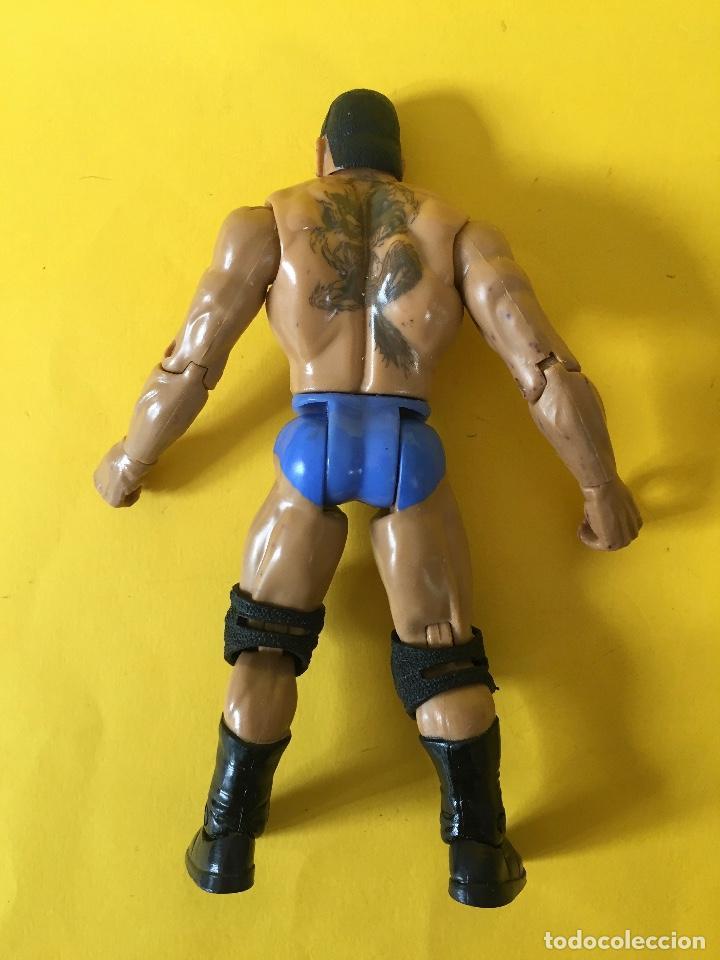 Figuras y Muñecos Pressing Catch: FIGURAS LUCHA LIBRE WWE 13 _LEY739 - Foto 2 - 161489782
