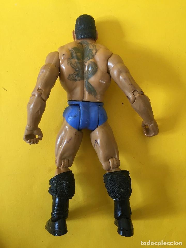 Figuras y Muñecos Pressing Catch: FIGURAS LUCHA LIBRE WWE 38 _LEY764 - Foto 2 - 161491914