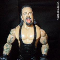 Figuras y Muñecos Pressing Catch: EL ENTERRADOR, LENGUA - UNDERTAKER- PRESSING CATCH - WWE WWF JAKKS . Lote 162999258