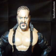 Figuras y Muñecos Pressing Catch: EL ENTERRADOR, UNDERTAKER- PRESSING CATCH - WWE WWF JAKKS . Lote 162999366