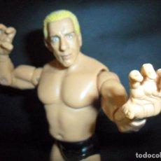 Figuras y Muñecos Pressing Catch: RICK FLAIR - WWE CLASSIC JAKKS - PRESSING CATCH - . Lote 163000058