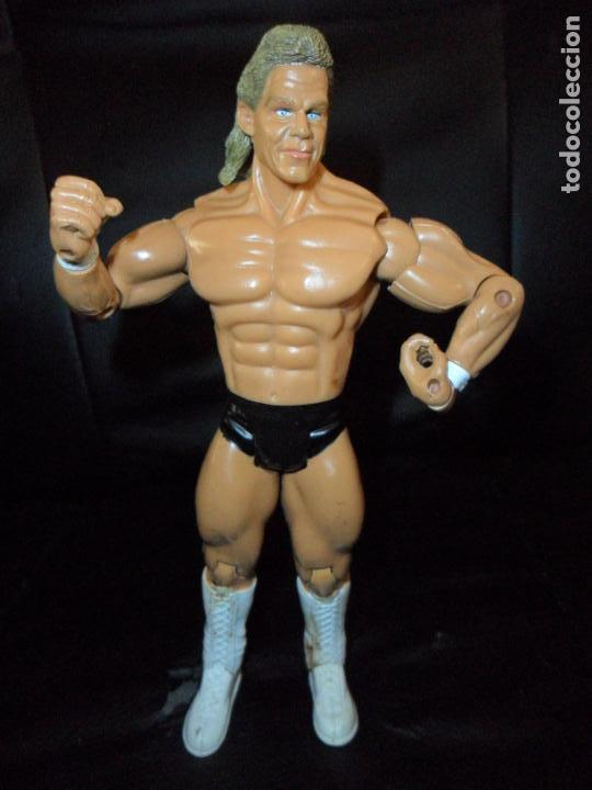 Figuras y Muñecos Pressing Catch: LEX LUGER - WWE CLASSIC JAKKS - PRESSING CATCH - - Foto 2 - 163000466