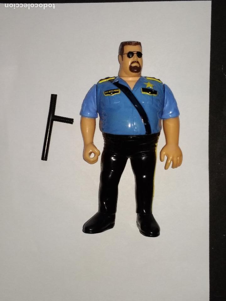 Official Wwf Hasbro Big Boss Man V1 Serie 1 Sold