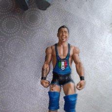 Figuras y Muñecos Pressing Catch: SANTINO MARELLA 2011 MATTEL WWF WWE 18 CM APROX. Lote 169058160
