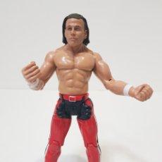 Figuras y Muñecos Pressing Catch: FIGURA WWE / AÑO 1999 / MUY RARA / SHAWN MICHAELS / MARCA JAKKS PACIFIC / TITAN TRON. Lote 170300980