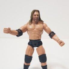 Figuras y Muñecos Pressing Catch: FIGURA WWE / AÑO 1999 / TRIPLE H / MARCA JAKKS PACIFIC / TITAN TRON. Lote 170301312