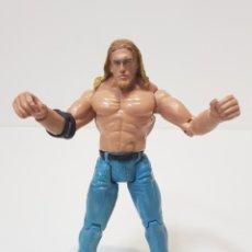 Figuras y Muñecos Pressing Catch: FIGURA WWE / AÑO 1999 / TRIPLE H / MARCA JAKKS PACIFIC / TITAN TRON. Lote 170301578