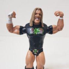 Figuras y Muñecos Pressing Catch: FIGURA WWE / AÑO 2003 / TRIPLE H / MARCA JAKKS PACIFIC. Lote 170301822