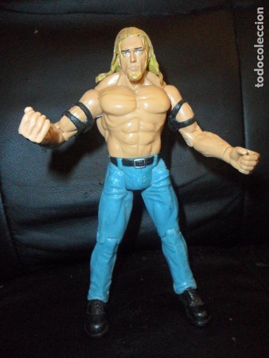 EDGE - FIGURA PRESSING CATCH - WWF WWE - JAKKS - (Juguetes - Figuras de Acción - Pressing Catch)