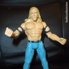Figuras y Muñecos Pressing Catch: EDGE - FIGURA PRESSING CATCH - WWF WWE - JAKKS -. Lote 171474265