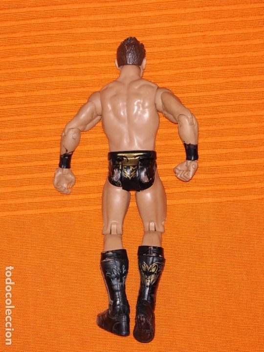 Figuras y Muñecos Pressing Catch: Figura Luchador PRESSING CATCH / WWE / WWF - Awesome Mattel 2011 - Foto 2 - 175155537