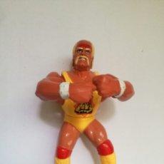 Figurines et Jouets Pressing Catch: HULK HOGAN SERIE 2 WWF PRESSING CATCH HASBRO WWE. Lote 215735707