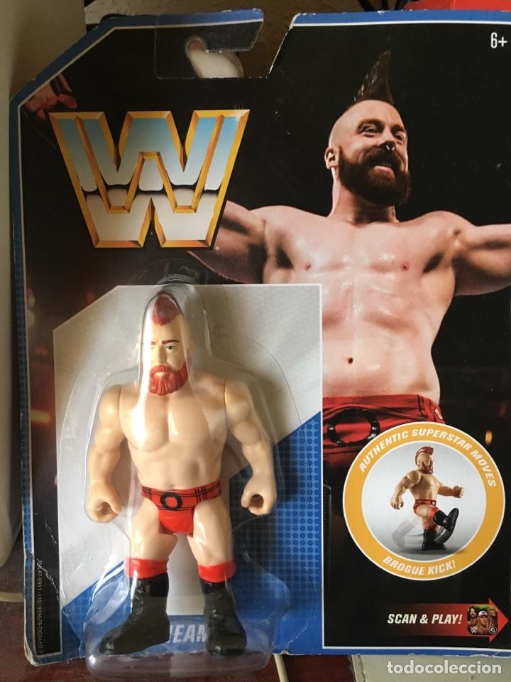 WWE SHEAMUS MATTEL RETRO SERIES (Juguetes - Figuras de Acción - Pressing Catch)