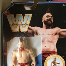 Figuras y Muñecos Pressing Catch: WWE SHEAMUS MATTEL RETRO SERIES. Lote 176256602