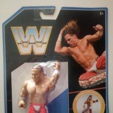 Figuras y Muñecos Pressing Catch: SHAWN MICHAELS WWE RETRO MATTEL WWF HASBRO PRESSING CATCH. Lote 176467484
