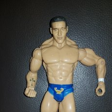 Figuras y Muñecos Pressing Catch: FIGURA DE ACCION PRESSING CATCH LUCHA LIBRE JAKKS PACIFIC 2004 WWE.. Lote 177685957