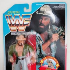 Figurines et Jouets Pressing Catch: BLISTER SKINNER WWF HASBRO PRESSING CATCH WWE. Lote 179340400