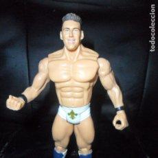 Figuras y Muñecos Pressing Catch: SYLVAIN DEL TAG TEAM, LA RESISTANCE - PRESSING CATCH - WWE WWF - JAKKS. Lote 180109105