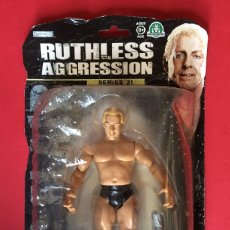 Figuras y Muñecos Pressing Catch: FIGURAS LUCHA LIBRE WWE - RUTHLESS AGGRESSION - RIC FLAIR - MOC. Lote 182301996