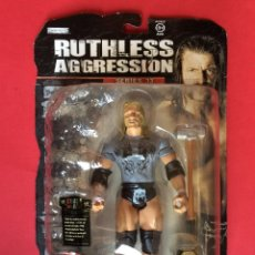 Figure e Bambolotti Pressing Catch: FIGURAS LUCHA LIBRE WWE - RUTHLESS AGGRESSION - TRIPLE H - MOC. Lote 182302112