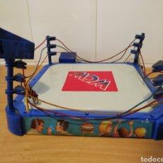 Figuras y Muñecos Pressing Catch: RIN WCW GALOOB. Lote 183544188