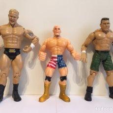 Figuras y Muñecos Pressing Catch: LUCHADORES WWE LOTE. Lote 184053367