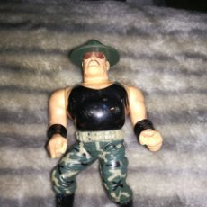 Figurines et Jouets Pressing Catch: SARGENTO SLAUGHTER WWE TITAN SPORTS 1991. Lote 184145113