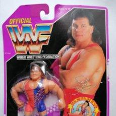 Figuras y Muñecos Pressing Catch: BLISTER SCOTT STEINER WWF HASBRO SERIE 9 PRESSING CATCH WWE. Lote 185938306