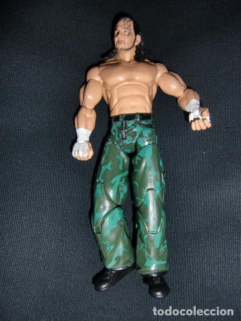 FIGURA LUCHADOR PRESSING CATCH WWF WWE (Juguetes - Figuras de Acción - Pressing Catch)