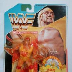 Figuras y Muñecos Pressing Catch: HULK HOGAN 1 WWF PRESSING CATCH HASBRO WWE. Lote 186191430