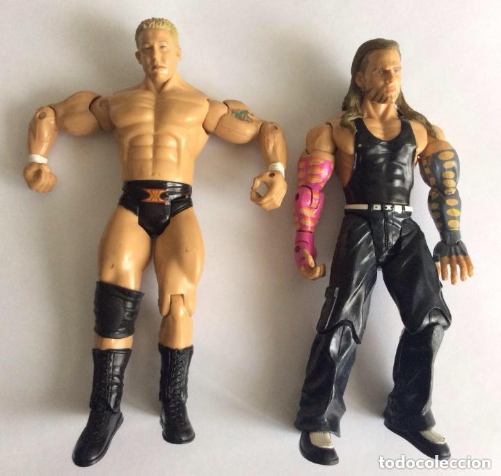 FIGURAS 2003 WWE JAKKS PACIFIC MR. KENNEDY - FIGURA WWE 2003 YAKKS PACIFIC (Juguetes - Figuras de Acción - Pressing Catch)