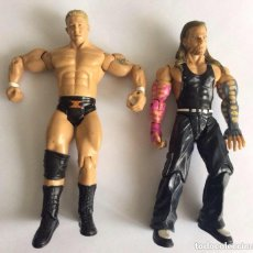 Figuras y Muñecos Pressing Catch: FIGURAS 2003 WWE JAKKS PACIFIC MR. KENNEDY - FIGURA WWE 2003 YAKKS PACIFIC. Lote 192962445