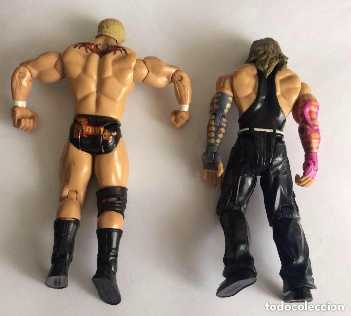 Figuras y Muñecos Pressing Catch: Figuras 2003 WWE Jakks Pacific Mr. Kennedy - figura wwe 2003 Yakks Pacific - Foto 2 - 192962445