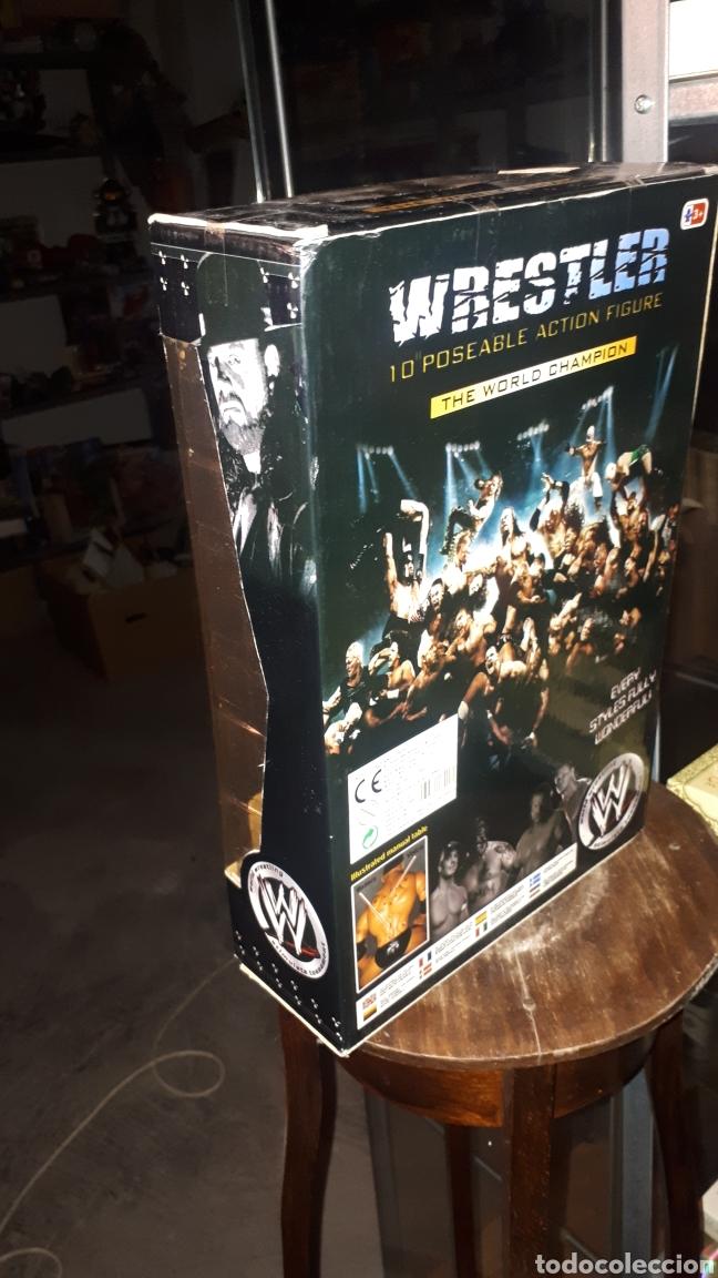 Figuras y Muñecos Pressing Catch: Luchador WWF WRESTLER BOOTLEG EN CAJA - Foto 3 - 194145120