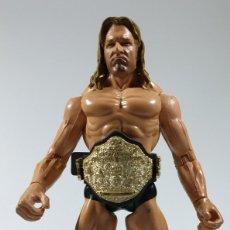 Figuras y Muñecos Pressing Catch: TRIPLE H - PRESSING CATCH WRESTLING - WWF WWE - TITAN TRON LIVE - JAKKS PACIFIC 1999. Lote 194321060
