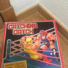 Figuras y Muñecos Pressing Catch: RING DE PRESSING CATCH WWF CATCHING CATCH.JUGUETES FALOMIR 1990 NUEVO ALMACÉN. Lote 197345377