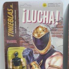 Figuras y Muñecos Pressing Catch: LEGENDS LUCHA LIBRE. REACTION. 10 CMS. TINIEBLAS JR.. Lote 197947313