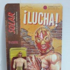 Figuras y Muñecos Pressing Catch: LEGENDS LUCHA LIBRE. REACTION. 10 CMS. SOLAR. Lote 197948001