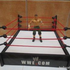 Figuras y Muñecos Pressing Catch: RING CUADRILATERO - WWE RAW - SMACKDOWN - PRESSINNG CATCH + FIGURA DE JOHN CENA .. Lote 278797233
