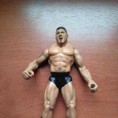 Figuras y Muñecos Pressing Catch: BATISTA - MUÑECO ARTICULADO PRESSING CATCH OFICIAL WWE - AÑO 1999. Lote 203939611