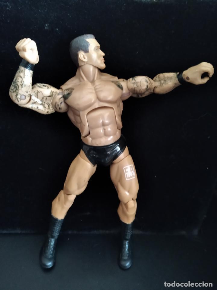 Figuras y Muñecos Pressing Catch: RANDY ORTON - FIGURA DELUXE ELITE - PRESSING CATCH - WWF WWE - JAKKS 2005- - Foto 2 - 204254556