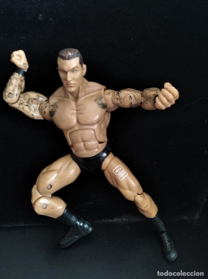 Figuras y Muñecos Pressing Catch: RANDY ORTON - FIGURA DELUXE ELITE - PRESSING CATCH - WWF WWE - JAKKS 2005- - Foto 4 - 204254556